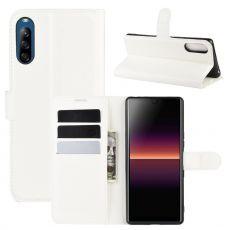 LN Flip Wallet Sony Xperia L4 White