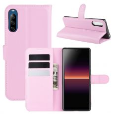 LN Flip Wallet Sony Xperia L4 Pink