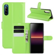 LN Flip Wallet Sony Xperia L4 Green