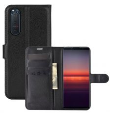 LN Flip Wallet Xperia 5 II Black