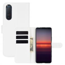 LN Flip Wallet Xperia 5 II White