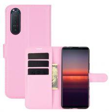 LN Flip Wallet Xperia 5 II Pink