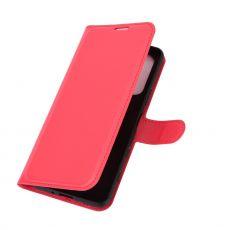 LN Flip Wallet Xperia 5 II Red