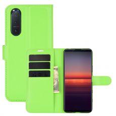 LN Flip Wallet Xperia 5 II Green