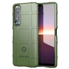 LN Rugged Shield Xperia 1 III green