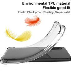 Imak PRO läpinäkyvä TPU-suoja Xperia 10 III