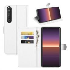 LN Flip Wallet Xperia 1 III white