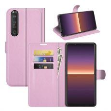 LN Flip Wallet Xperia 1 III pink