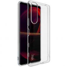 Imak läpinäkyvä TPU-suoja Sony Xperia 5 III