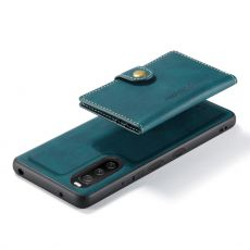 Jeehood suojakuori korttikotelolla Xperia 10 III green