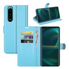 LN Flip Wallet Sony Xperia 5 III blue