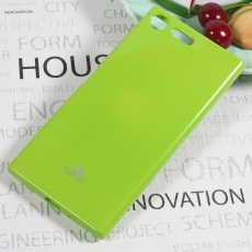 Goospery XZ Premium TPU-suoja green