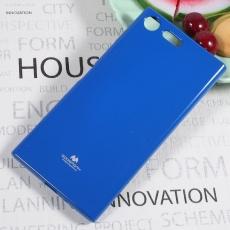 Goospery XZ Premium TPU-suoja blue