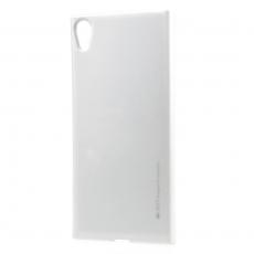 Goospery Xperia XA1 Ultra TPU-suojakotelo silver