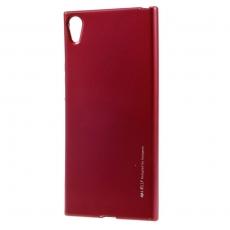 Goospery Xperia XA1 Ultra TPU-suojakotelo red