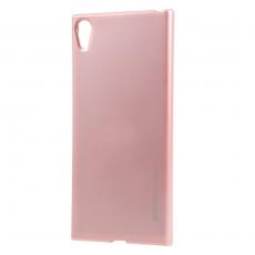 Goospery Xperia XA1 Ultra TPU-suojakotelo pink