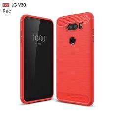 Luurinetti LG V30 TPU-suojakotelo red