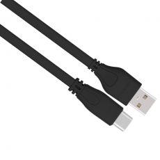 Momax datakaapeli USB Type-C black