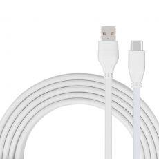 Momax datakaapeli USB Type-C white