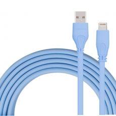 Momax Lightning-datakaapeli 1 m blue