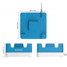 Orico 4-paikkainen USB-latausasema 20W