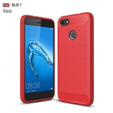 Luurinetti P9 Lite Mini TPU-suoja Red