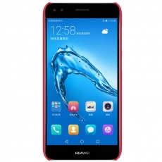 Nillkin P9 Lite Mini Super Frosted suojakuori red