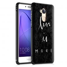 Luurinetti Huawei Honor 6A TPU-suoja Black Kuva 1
