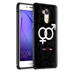 Luurinetti Huawei Honor 6A TPU-suoja Black Kuva 3