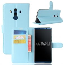 Luurinetti Flip Wallet Huawei Mate 10 Pro blue