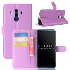 Luurinetti Flip Wallet Huawei Mate 10 Pro purple