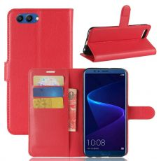 Luurinetti Flip Wallet Huawei Honor View 10 red