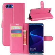 Luurinetti Flip Wallet Huawei Honor V10 rose