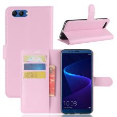 Luurinetti Flip Wallet Huawei Honor V10 pink