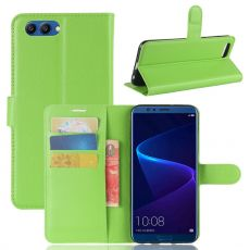 Luurinetti Flip Wallet Huawei Honor View 10 green