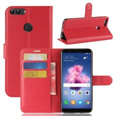 Luurinetti Flip Wallet Huawei P Smart red