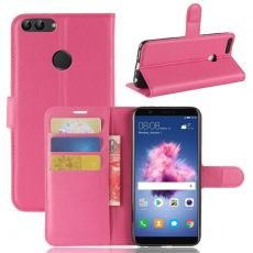 Luurinetti Flip Wallet Huawei P Smart rose