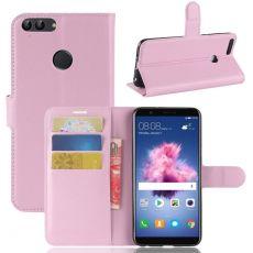 Luurinetti Flip Wallet Huawei P Smart pink