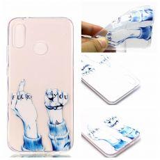 Luurinetti TPU-suoja Huawei P20 Lite Teema 8