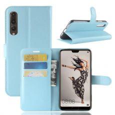 Luurinetti Flip Wallet Huawei P20 Pro blue