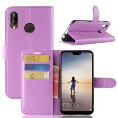 Luurinetti Flip Wallet Huawei P20 Lite purple