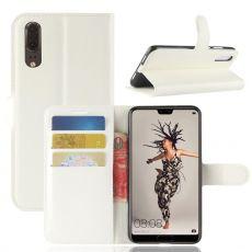 Luurinetti Flip Wallet Huawei P20 white