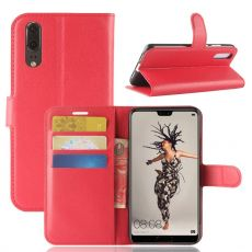 Luurinetti Flip Wallet Huawei P20 red
