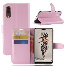 Luurinetti Flip Wallet Huawei P20 pink