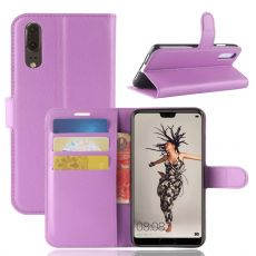 Luurinetti Flip Wallet Huawei P20 purple