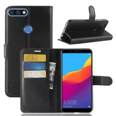 Luurinetti Flip Wallet Honor 7C Black