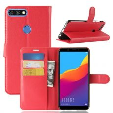 Luurinetti Flip Wallet Honor 7C Red