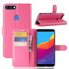 Luurinetti Flip Wallet Honor 7C Rose