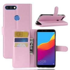 Luurinetti Flip Wallet Honor 7C Pink