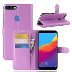 Luurinetti Flip Wallet Honor 7C Purple